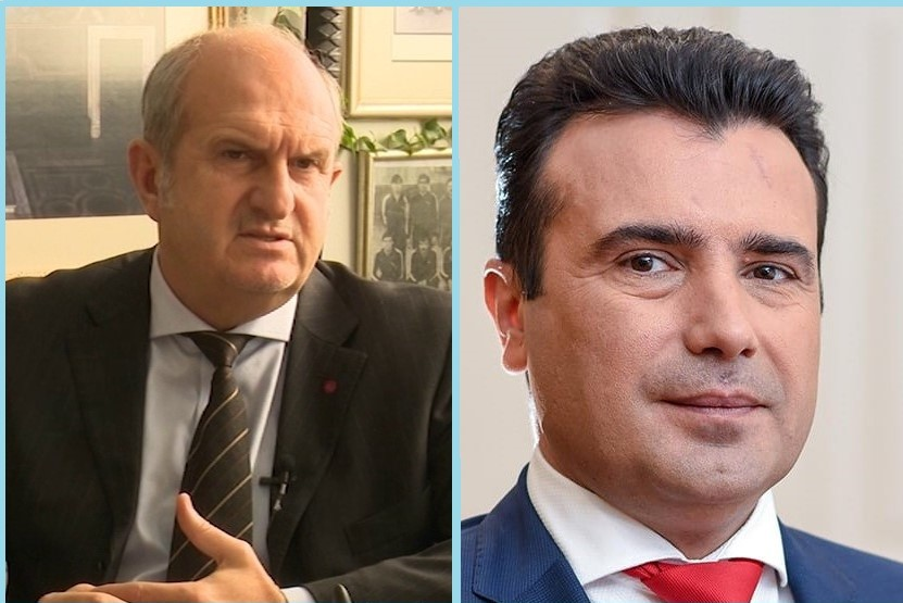 """Poor Macedonia if the solution is the """"sticky fingers duo"""" Zaev and Buckovski"""
