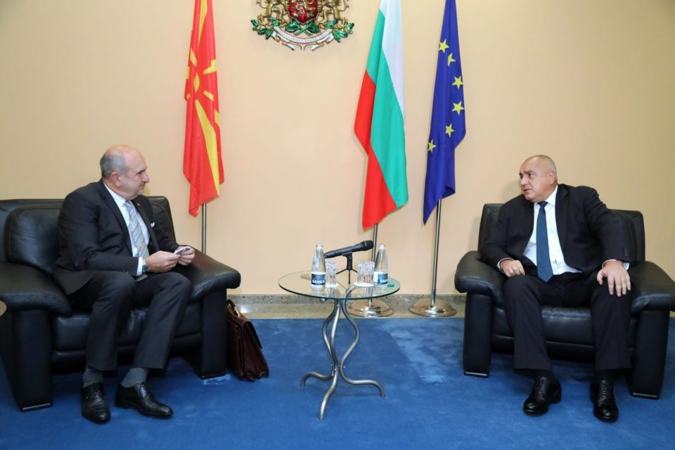Bulgaria has not responded to the Buckovski non-paper