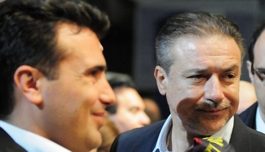 After initiating a rift in SDSM over Zaev's new Bulgaria policy, Crvenkovski remains silent