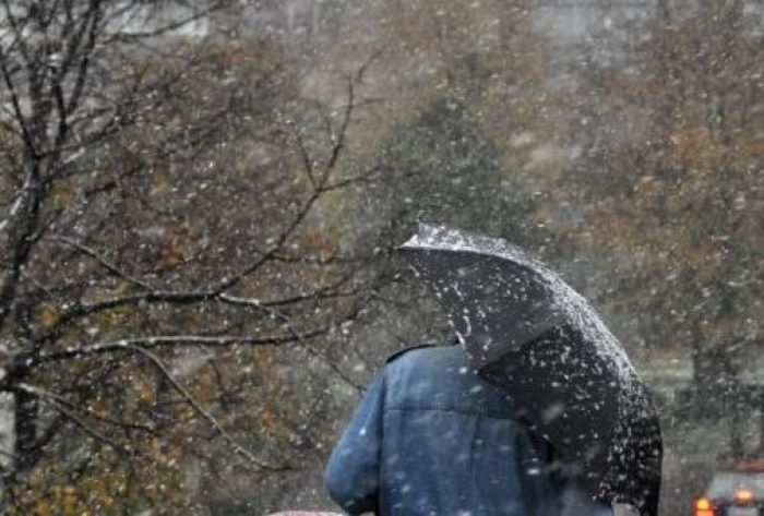 Forecasters expect a rainy weekend