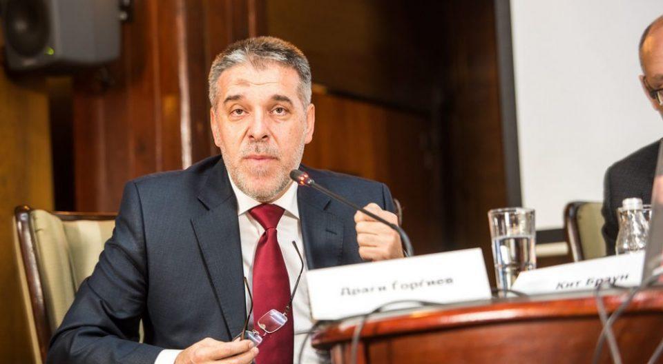 "Gjorgiev: ""Misinterpretation of history"" clause degrades EU values"