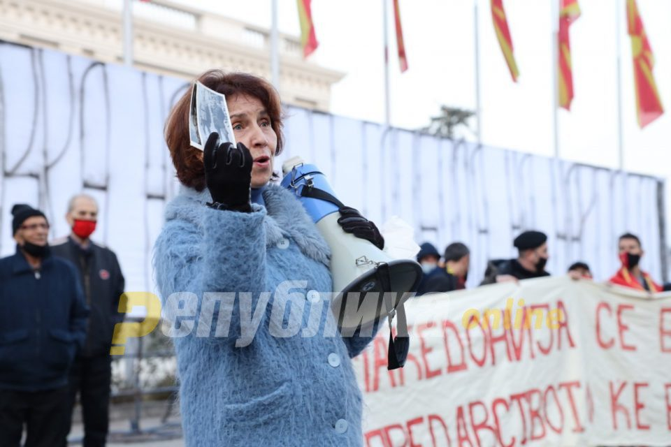 Siljanovska: Macedonians liberated Macedonia from fascism, it is shameful to dispute history in the 21st century
