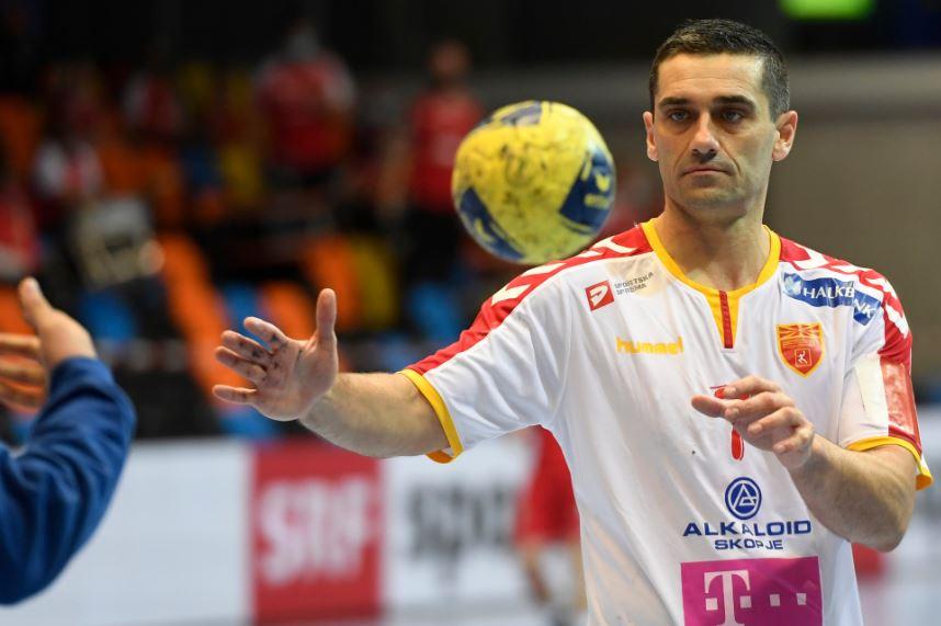 Macedonia's Kiril Lazarov named world handball right back of the decade