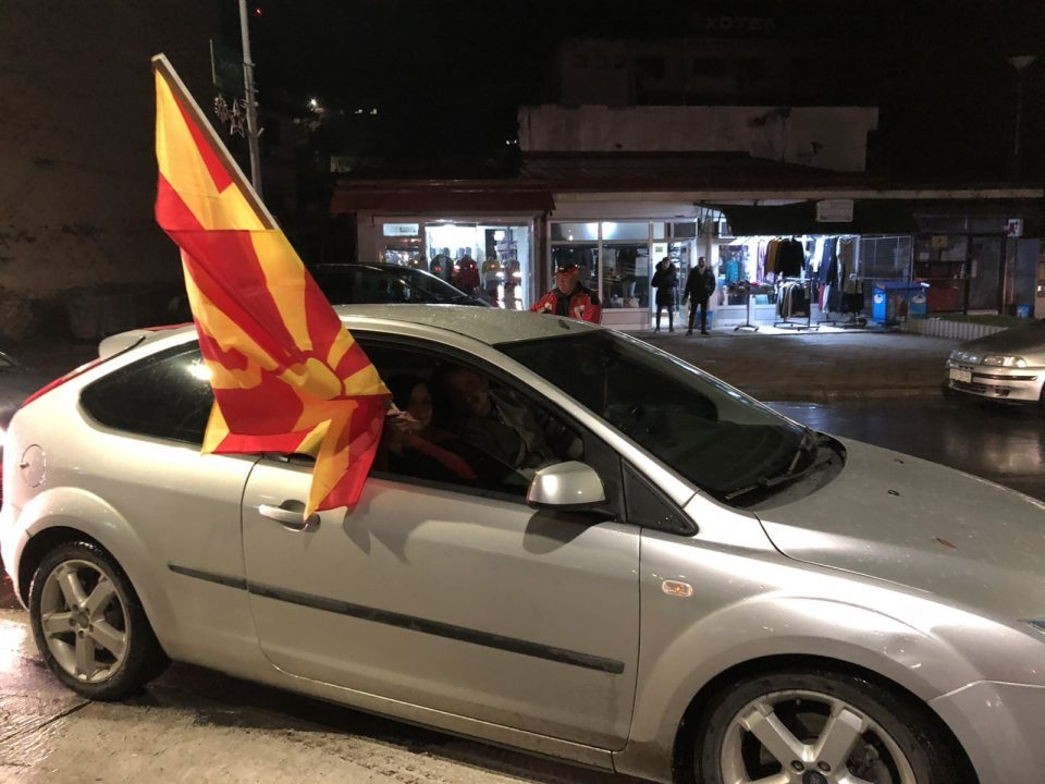 Berovo, Pehcevo and Kocani demand Zaev's resignation, say they will not allow the sale of the Macedonian identity