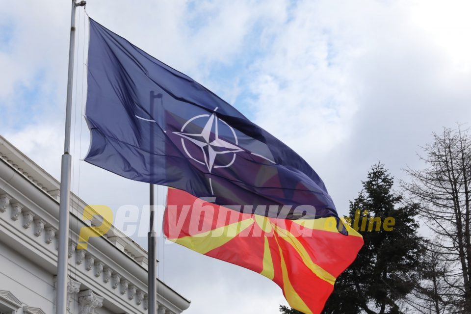 NATO is refusing to certify a top Macedonian officer nominated to serve in its HQ