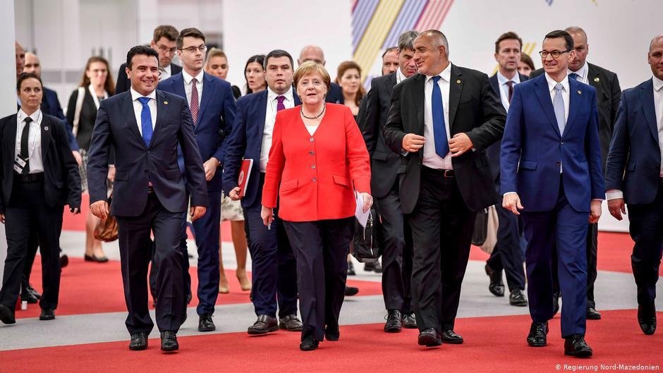 Bulgaria: Merkel and Borisov communicate regularly, both want a solution with Skopje