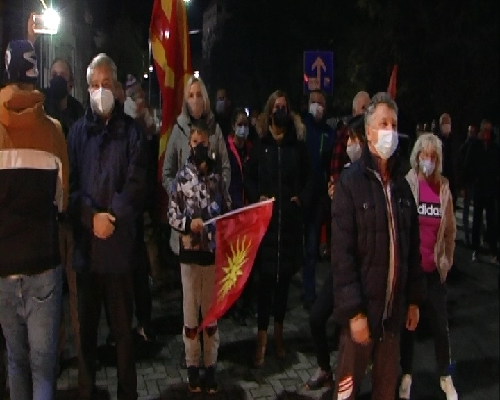 Pecakov: People are waking up, Ohrid is waking up, Macedonia is alive, Zaev's resignation, freedom of the people