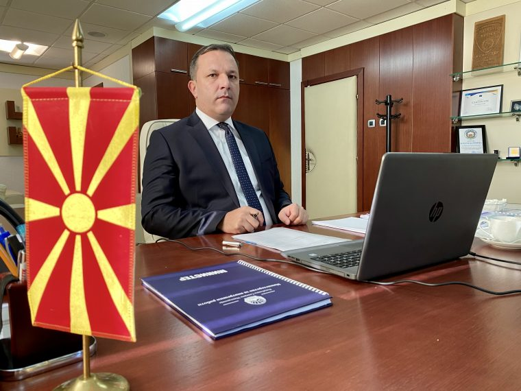 Interior Minister Spasovski threatens to break up New Year parties