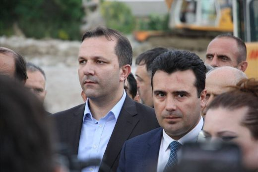 Zaev's loyalist Spasovski says any deal with Bulgaria needs to be done on a principled basis