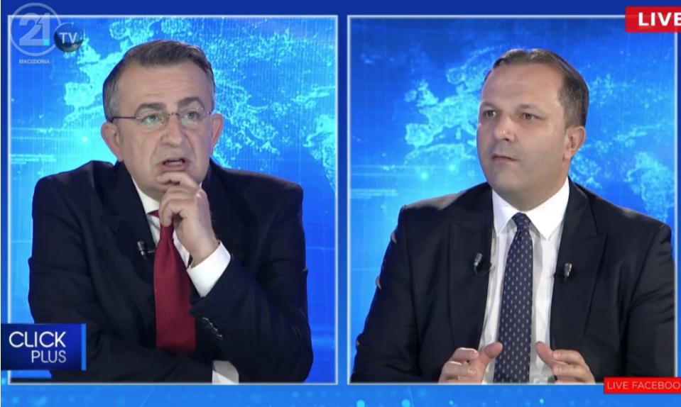 Oliver Spasovski denies thinking about challenging Zaev