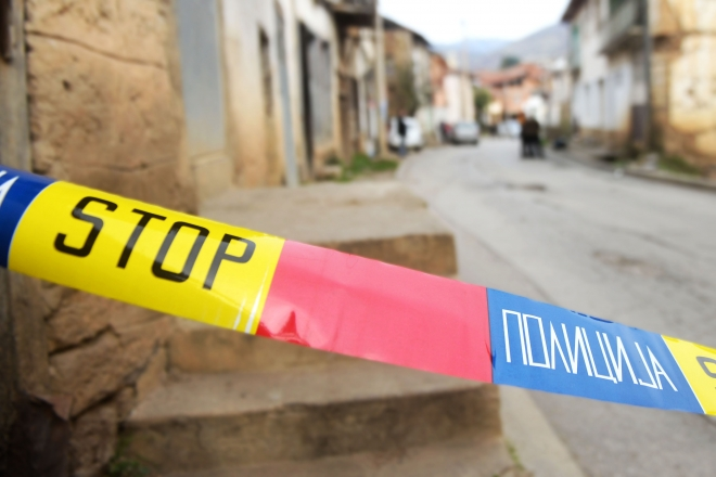 Attempted murder – suicide in Kavadarci