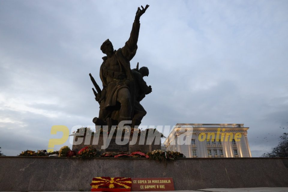 Stoilkovski: Zoran Zaev, Ilinden is the foundation of Macedonia, you idiot!