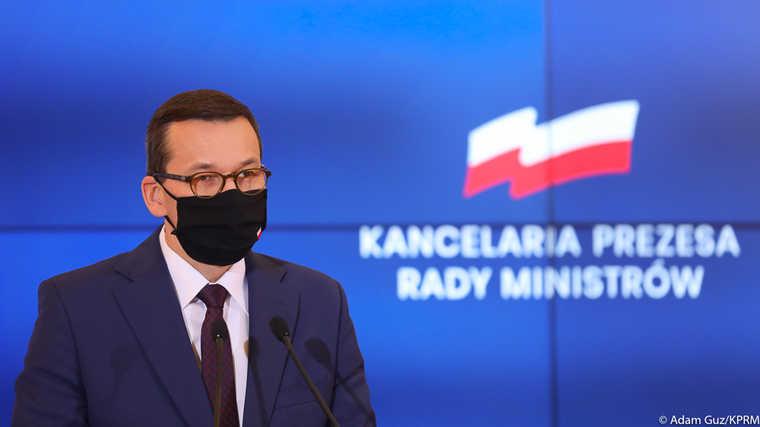 V4: EU should take its own rules seriously, Morawiecki says