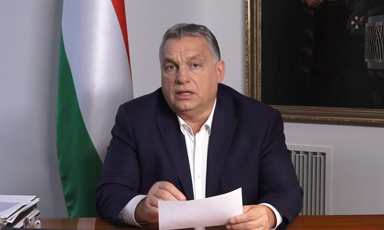 V4: Orban announces further economic protection measures