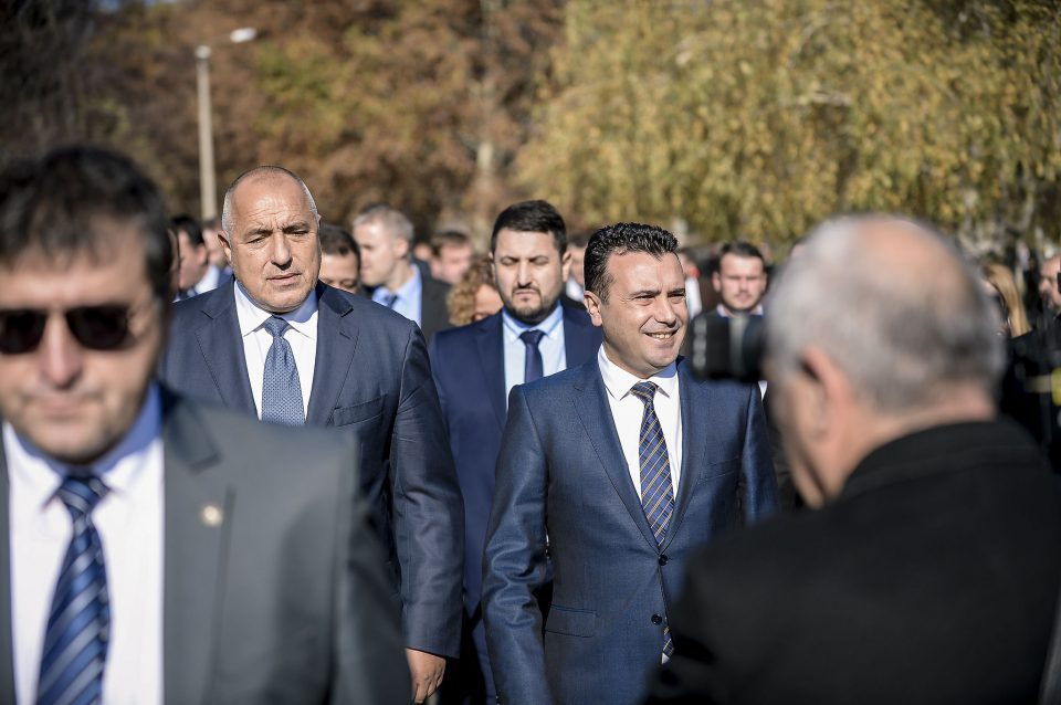 Mickoski: Boyko personally admitted to me that Zaev when in opposition promised him that he would fulfill all Bulgarian demands just to become prime minister