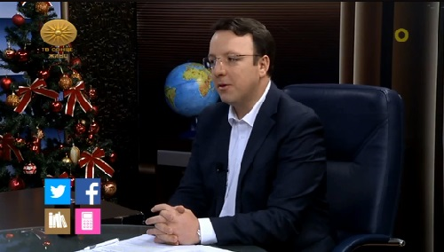 """Nikoloski: SDSM runs expensive """"they are all the same"""" campaign so far in order to deceive and disappoint the people the people"""
