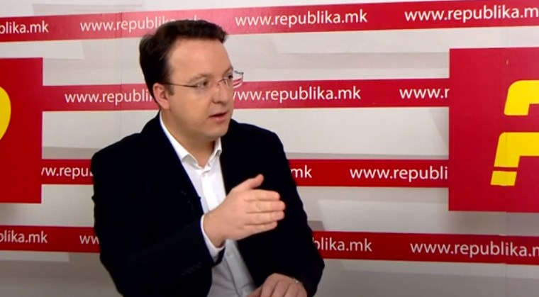 Nikoloski: In four days we had three meetings with EU prime ministers and two with foreign ministers, while Zaev hasn't met with an EU prime minister in six months