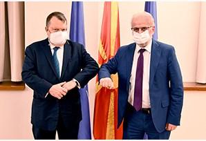 Dutch Ambassador says Macedonia's EU membership isn't question of if but when