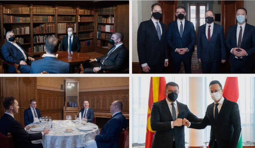 Role reversal: Mickoski begins a diplomatic push while Zaev remains isolated at home