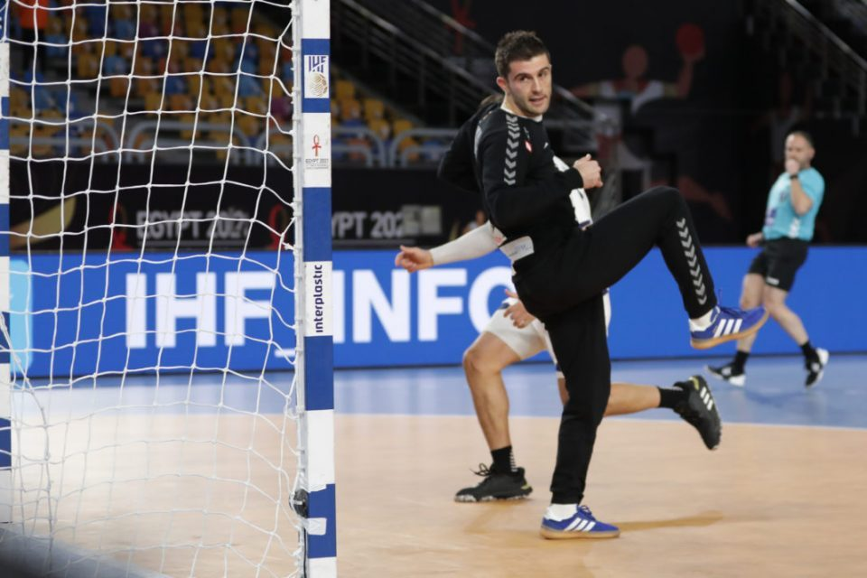 Macedonia beats Chile and will advance to the next stage of the World Handball Championship