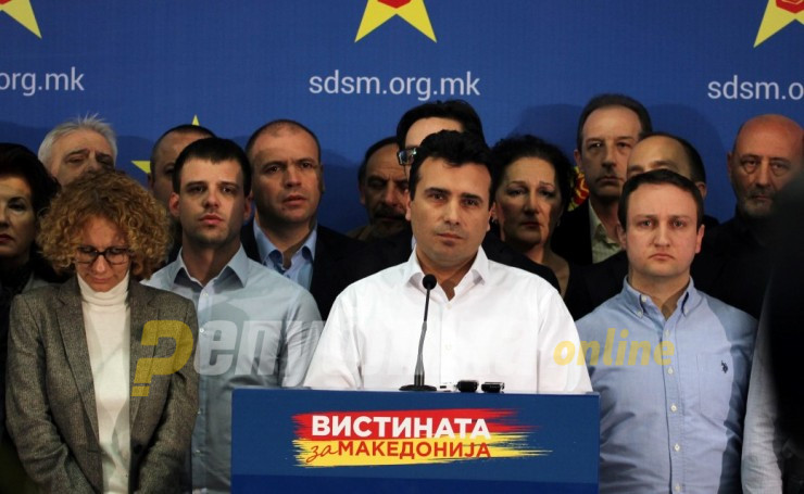 Zaev's monstrous lie about the Good Friday massacre brought to light