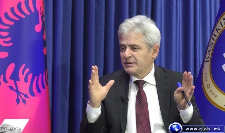 Ahmeti: I am convinced that the dispute with Bulgaria will be resolved by spring