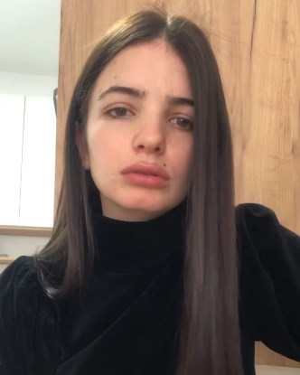One of the girls whose pictures were shared in a Telegram group demands action