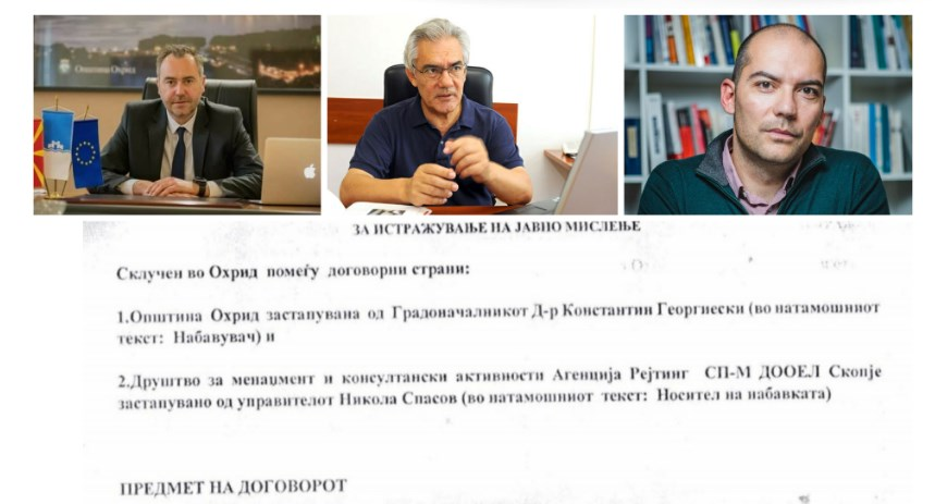 SDSM linked polling agency is raking in contracts from SDSM appointed mayors
