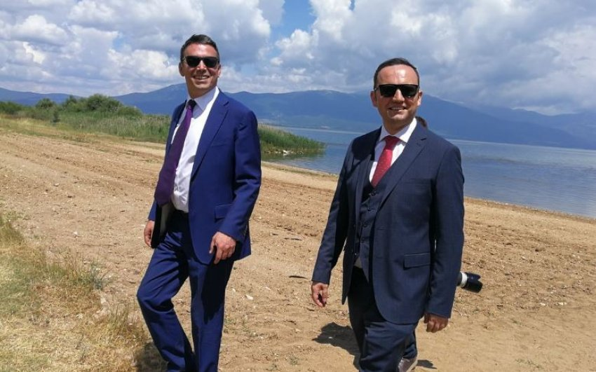 Dimitrov and Osmani given an open-ended invitation to come to the Parliament and explain the annex they are negotiating with Bulgaria