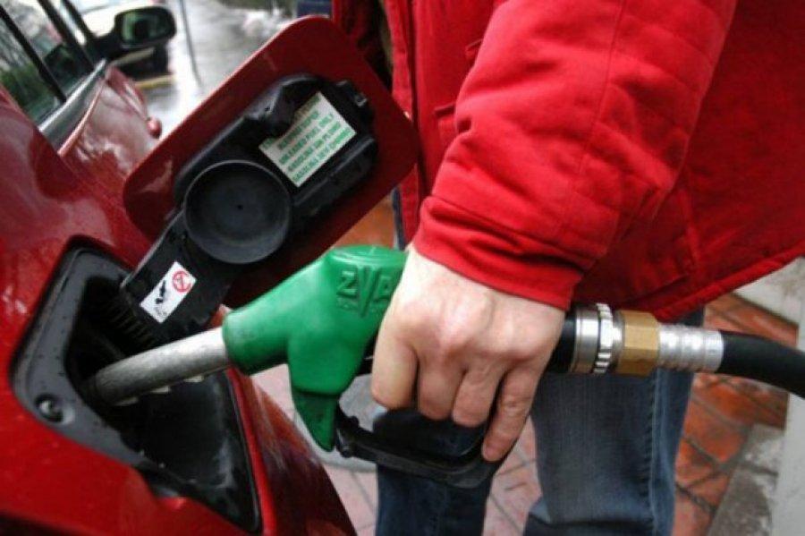 Gasoline prices go up
