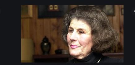 Legendary news anchor Branka Stankovska has died aged 90