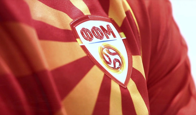 "Zaev pressures the Football Federation of Macedonia to add adjective ""North"""