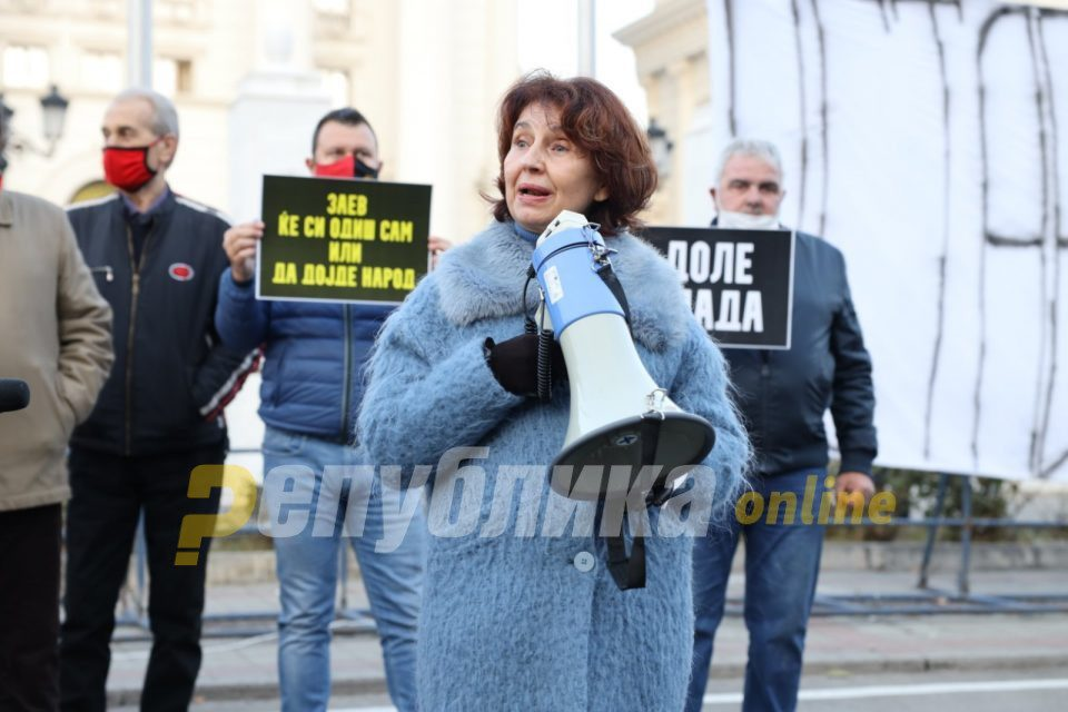 Siljanovska: Census chief is threatening citizens with made up prison sentences