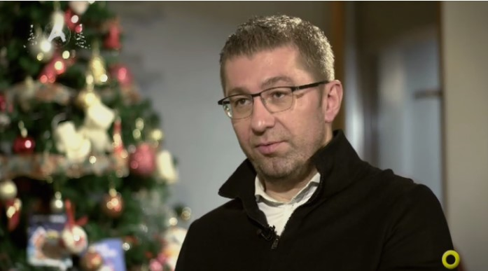 Mickoski: If there was a mood for enlargement in the EU, they would've put pressure on Bulgaria
