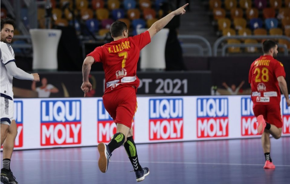 He is not a mage, but he does magic: Kire Lazarov receives recognition from the organizer of the World Men's Handball Championship