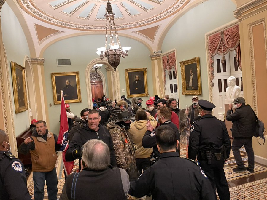 VMRO-DPMNE condemns storming of US Capitol