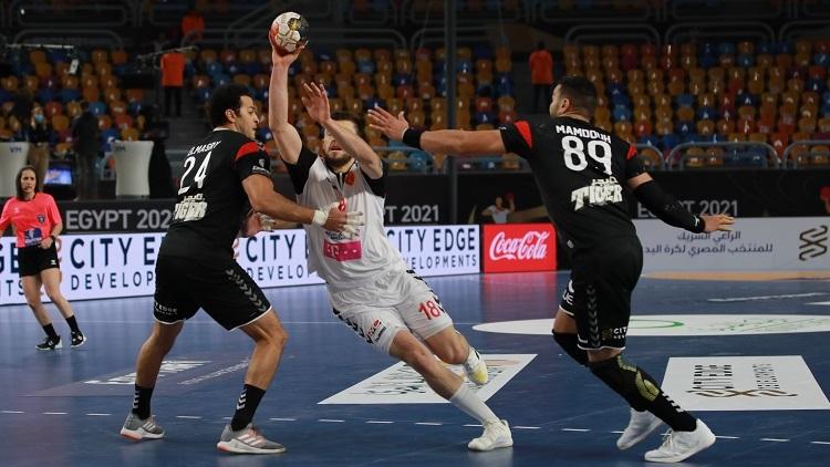 Handball: Macedonia faces Russia