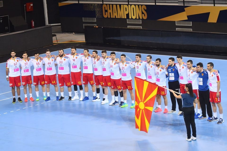 Handball: Macedonia beats Chile 25:21