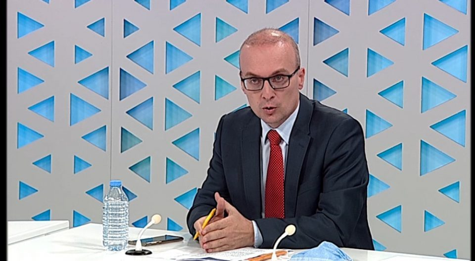 Milososki: It seems like the result of the census is already agreed between SDSM and DUI