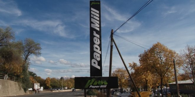 Unable to switch to a cleaner fuel source, Kocani's Paper Mill announces it will close down