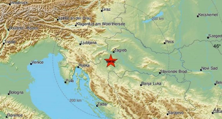 New, 4.2 magnitude earthquake rocks Petrinja area