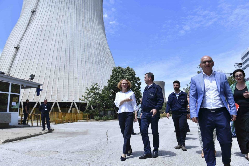 No coal: Two of the three units in REK Bitola are offline, and the third is barely operational