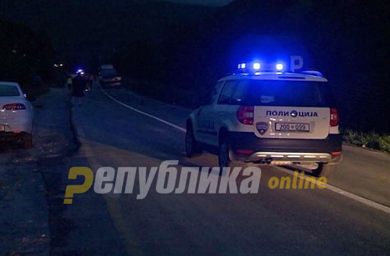 Accident cuts traffic on the main road link between Macedonia and Bulgaria