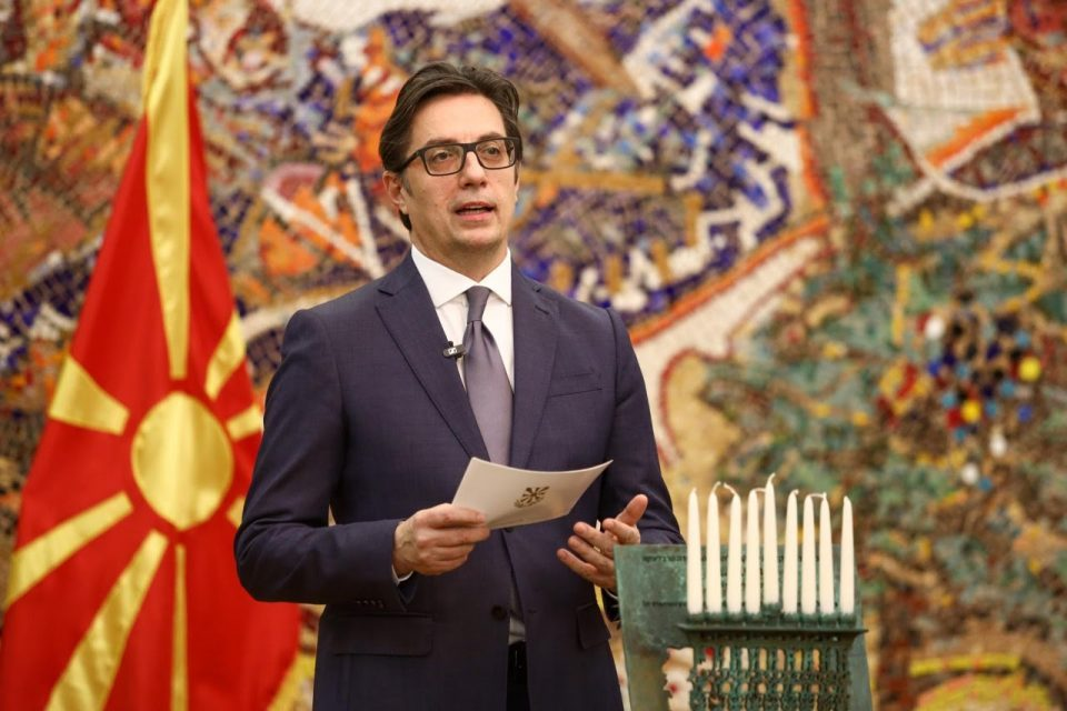 Pendarovski now supports joining the EEA, but only as a step toward full EU membership