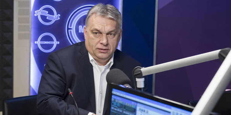 V4: We must make level-headed decisions, Orban says