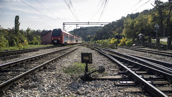 Passengers on the Skopje – Bitola train were forced to use a dangerous gas canister for heating