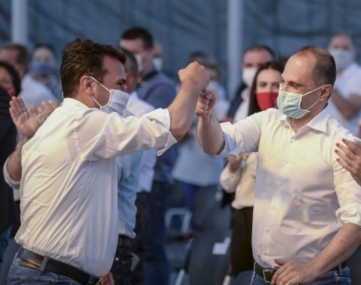 Milososki: Vaccination in Macedonia is late because of the incompetence of Venko and Zaev!