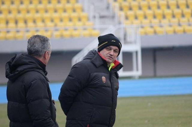 Coach Nikola Ilievski – Dzidzi expected to take over struggling Vardar