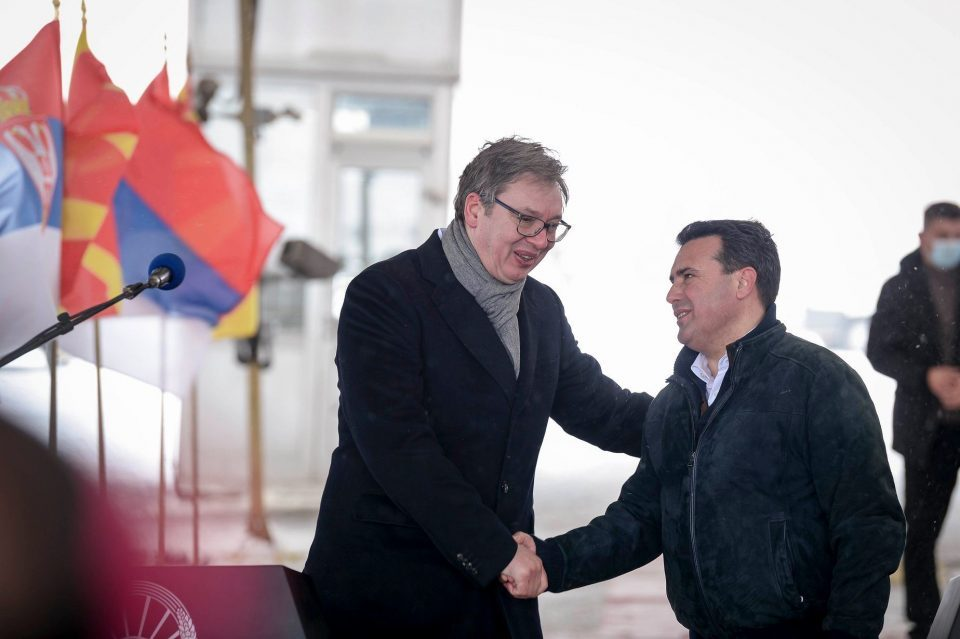 Zaharieva: Let Macedonia be friends with Serbia, but let them be friends with us as well