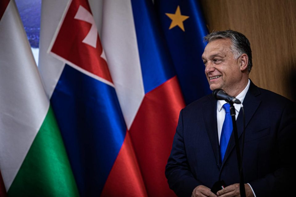Orban: We do not believe in a post-Christian, post-national Europe